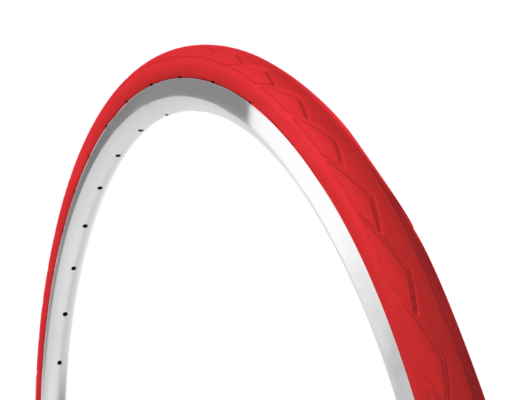 Dæk i Rød