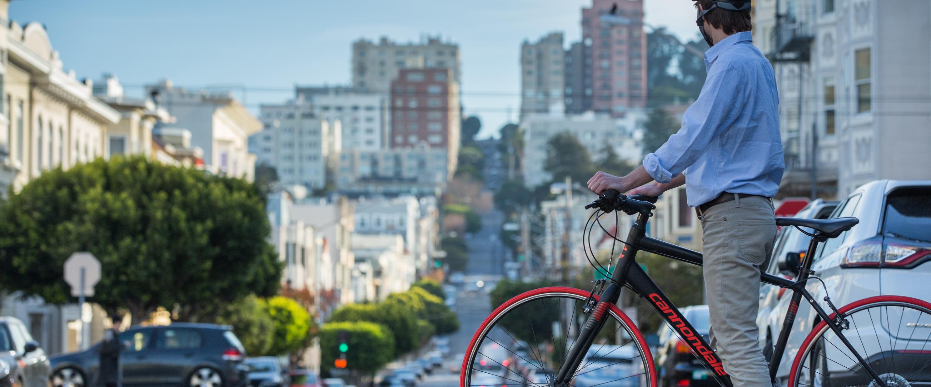 Tannus cykeldæk til citybike